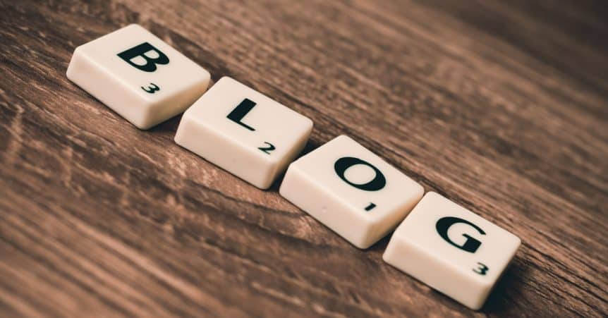 blog writing seo guide